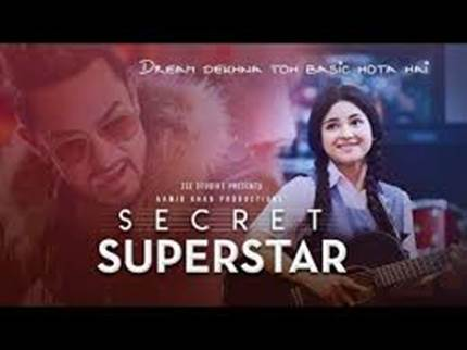 Movie - Secret Superstar